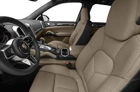 porsche suv interior 2017 new 2017 porsche cayenne price photos reviews safety ratings