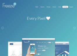 free mobile app landing page html template oleose graphicarmy
