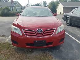 2011 for sale 2011 toyota camry le for sale in graniteville