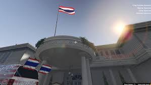 Cambodia Flag Cambodia U0026 Thailand Flags Gta5 Mods Com