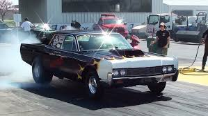 hot rod lincoln burnout and quarter mile youtube
