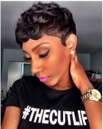 atlanta hair style wave up for black womens 30 best short wavy hairstyles images on pinterest curls short