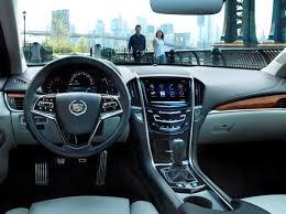 Cadillac Ats Coupe Interior 2015 Cadillac Ats Coupe Makes Detroit Debut Kelley Blue Book