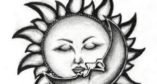 sun moon tattoos archivi here my