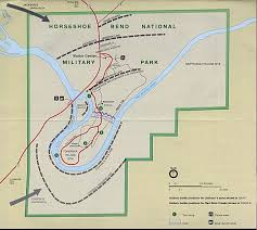 Arizona City Map by National Historic Sites Memorials Military Parks And Battlefield