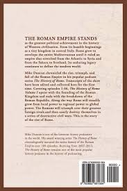 the history of rome the republic volume 1 mike duncan peter d
