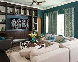 Modern Family Room Houzz - Modern family room
