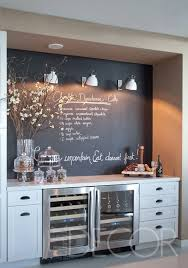 chalkboard kitchen wall ideas chalkboard paint wall kitchen bar this really makes me want to