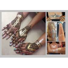 metallic tattoo set 14 italian mania fresh jagua
