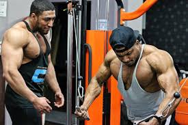 chestmassacre chest day w team swench the rock