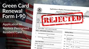 form i 90 application to replace permanent resident card archives