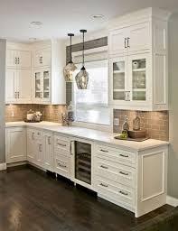 cabinet ends ideas rustic essentials dakota kitchen kitchen cabinets decor