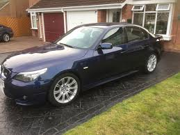 used 2008 bmw e60 5 series 03 10 520d m sport for sale in west
