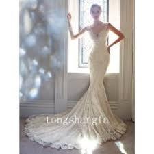 lace mermaid wedding dress for sale ioffer