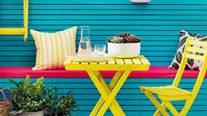 garden furniture paint colours interior design