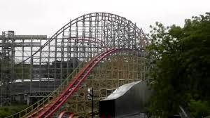 New Texas Giant Six Flags Over Texas The New Texas Giant Six Flags Over Texas Youtube