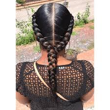 show pix of braid how to do a french braid on black hair black hair spot