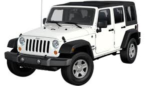 white 4 door jeep wrangler 2012 jeep wrangler unlimited softtop convertible