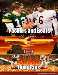 Funny Packer Memes - bears and packers by j phil18 meme center