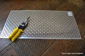 Decorative Sheet Metal Decorative Sheet Metal Grain Perforated