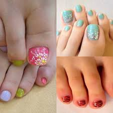 toe nails art designs for summer trends4us com