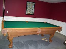 brunswick used pool tables brunswick billiards bradford solid wood sold sold used pool