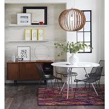 Cb2 Credenza Peel Pendant Lamp In Pendant Lamps Wall Sconces Cb2 Spaces