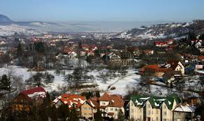 free images snow winter architecture skyline town mountain