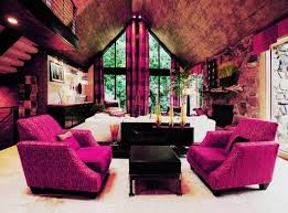 canap fushia canapé fushia salon luxe luxury deco design fashion