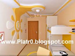 décoration plafond chambre bébé faux plafond chambre à coucher enfant gascity for