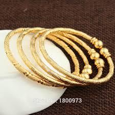Baby Name Bracelets Gold Aliexpress Com Buy 2017 New Dubai Gold Baby Bangle Jewelry For
