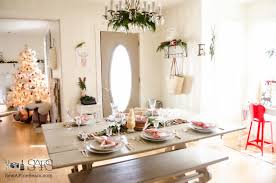 dining room christmas decor dining room decked out for christmas sew a seam