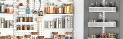 kitchen shelves u0026 pantry shelving the container store