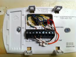honeywell digital thermostat rth6350d wiring diagram honeywell