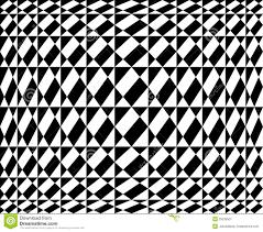 geometric pattern in op art design vector art royalty free stock