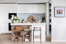 New Build Interior Design Ideas by White Modern Open Plan Kitchen Design Ideas Houseandgarden Co Uk