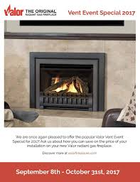 valor vent event gas fireplace sale barbecues galore