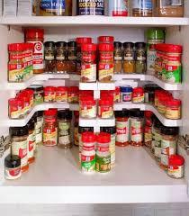 Kitchen Cabinet Spice Organizers Best 25 Spice Storage Ideas On Pinterest Spice Racks Kitchen