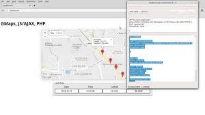 Php Map Sim900 Gprs Javascript Ajax Gmaps Php U0026 Mysql Youtube