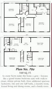 Townhouse Floorplans by Excellent Mobile Homes Floor Plans Crtable