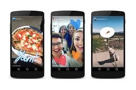 instagram u0027s new stories are a near perfect copy of snapchat