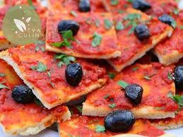 cuisine traditionnelle algeroise pizza algerienne traditionnelle à evasion culinaire by naouel