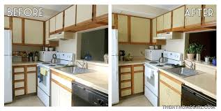 Update White Melamine Kitchen Cabinets In Paint Melamine Cabinets - Kitchen cabinets melamine