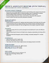 exles of office assistant resumes functional resume administrative assistant exles 28 images 10