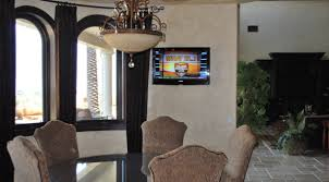 automated home with custom theater and security