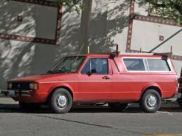 volkswagen rabbit truck lifted 12 perfect small pickups for folks with big truck fatigue the drive