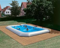 semi inground swimming pool designs backyard design ideas