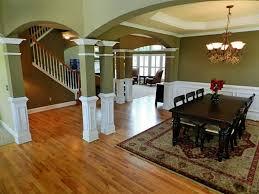 home spotlight open floor plan finished basement 3 car garage