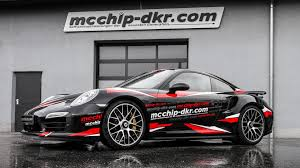 porsche 911 upgrades porsche 911 turbo s upgraded to 660 hp by mcchip dkr