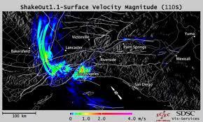 Earthquake Los Angeles Map by Virtual Earthquakes U0027 Used To Forecast Los Angeles Quake Risk